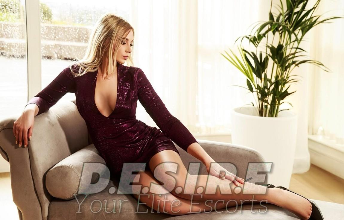 Eve from Desire Escorts