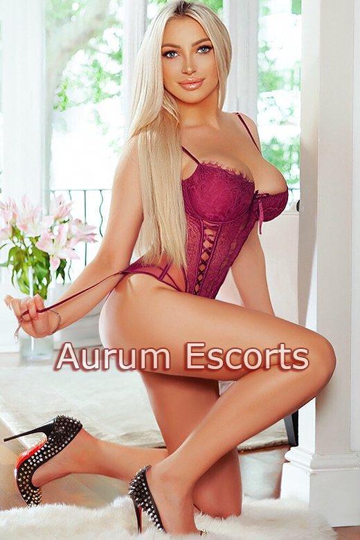 Charlotte from Aurum Girls Escorts