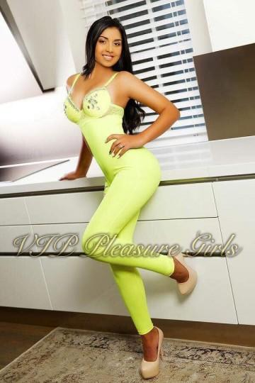 Danna from VIP Pleasure Girls