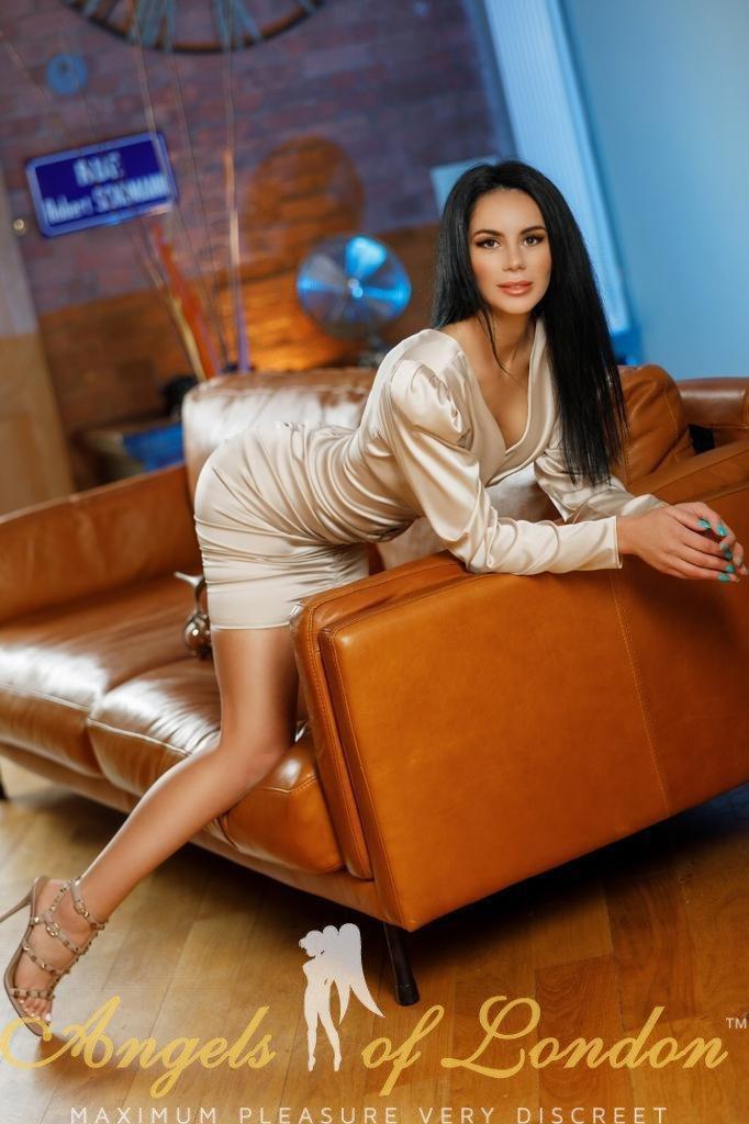 Alejandra from Angels of London