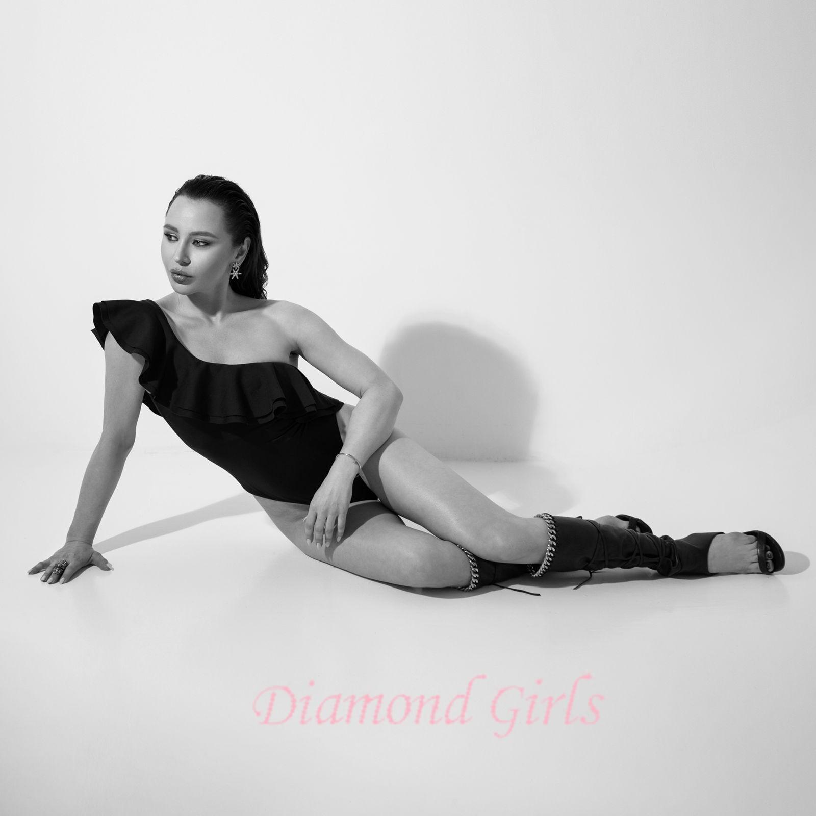 Anna from Diamond Girls Escorts London
