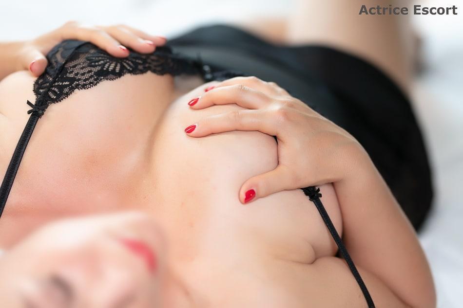 Vanessa from Actrice Escort