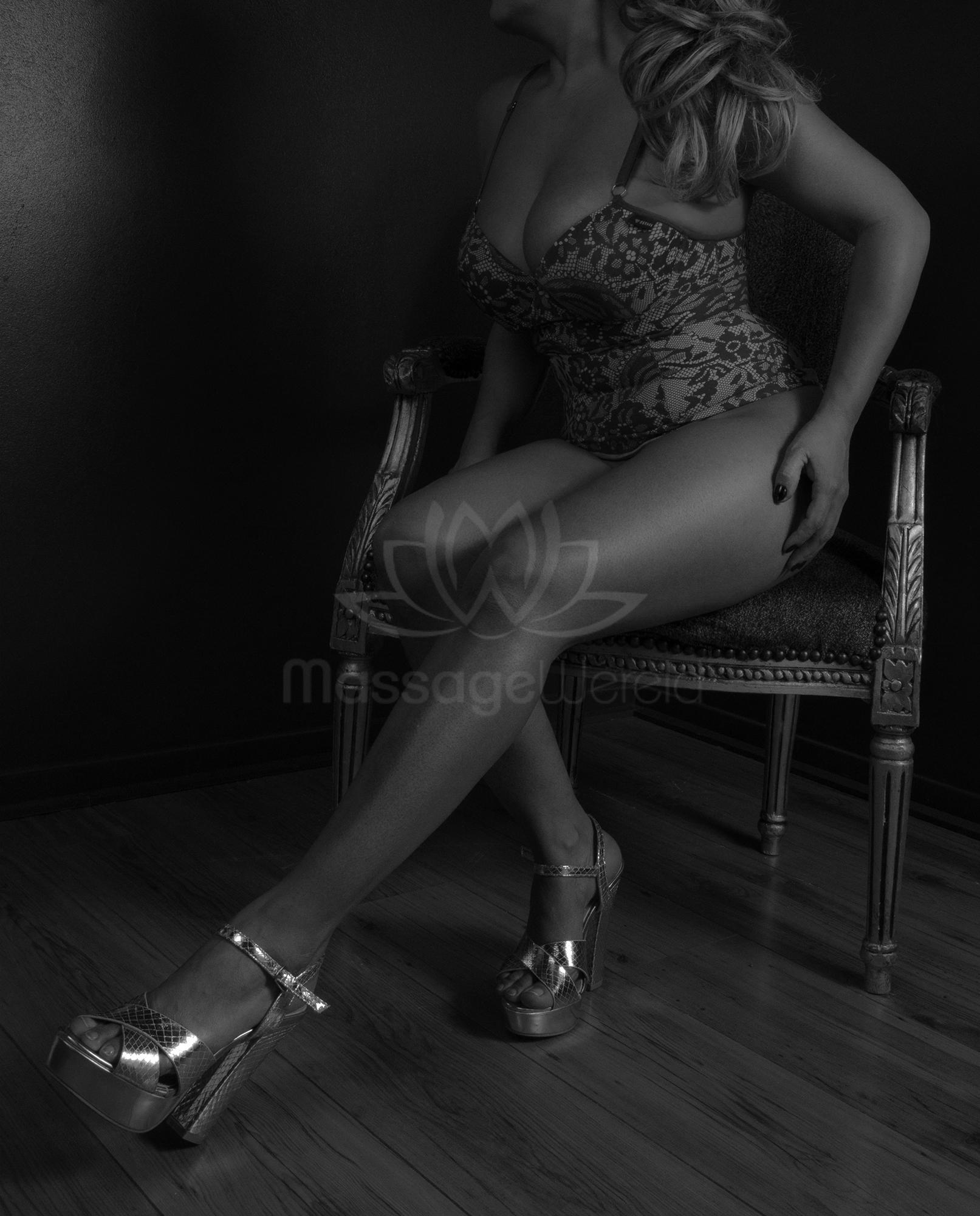 Camilla from MassageWereld