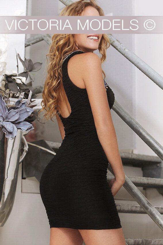 Scarlett from Victoria Models