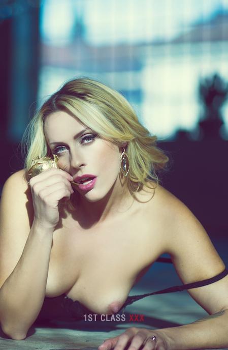 Brittany Bardot from 1st class xxx