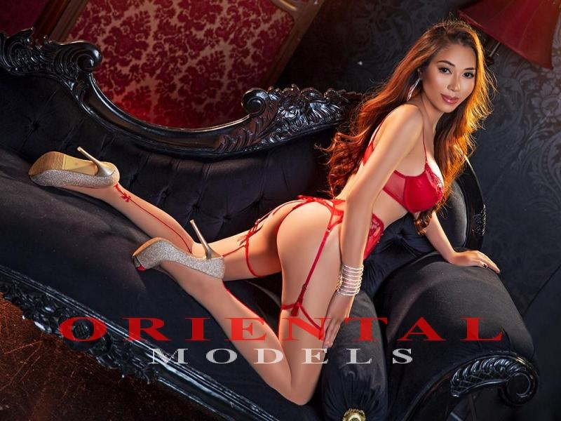 Gina from Oriental Models