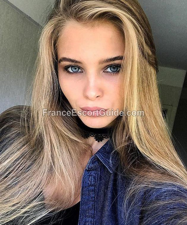 Angel from France Escort Guide