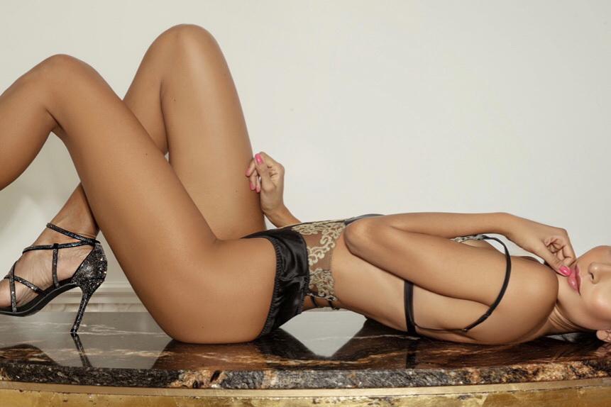 Thalia from Black Label London
