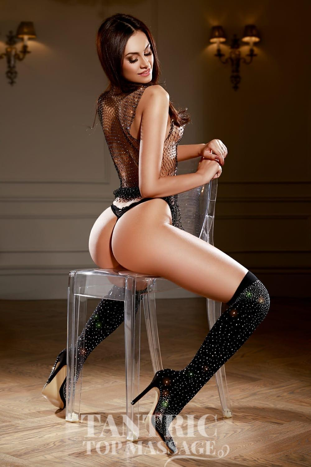 Maria from Tantric Top Massage