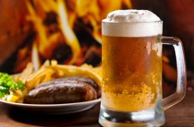 Bangers and Beer