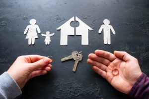 Dividing Assets when divorcing