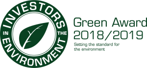 Investors in the environment green award