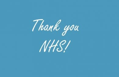 Thank you NHS