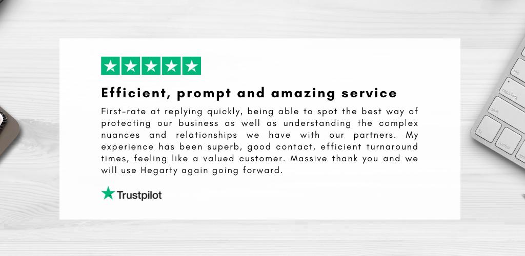 Company Trustpilot Review