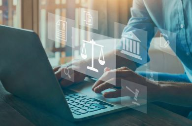 Legal Technology & Online Courts