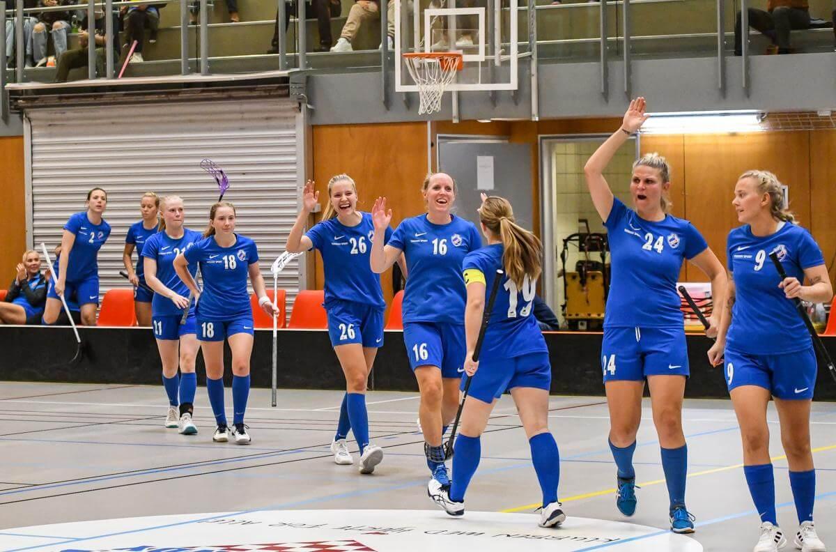 Grei scoret syv ganger og er fortsatt best i Groruddalen. Foto: Andreas Kristoffer Berge / Kvinneidrett.no