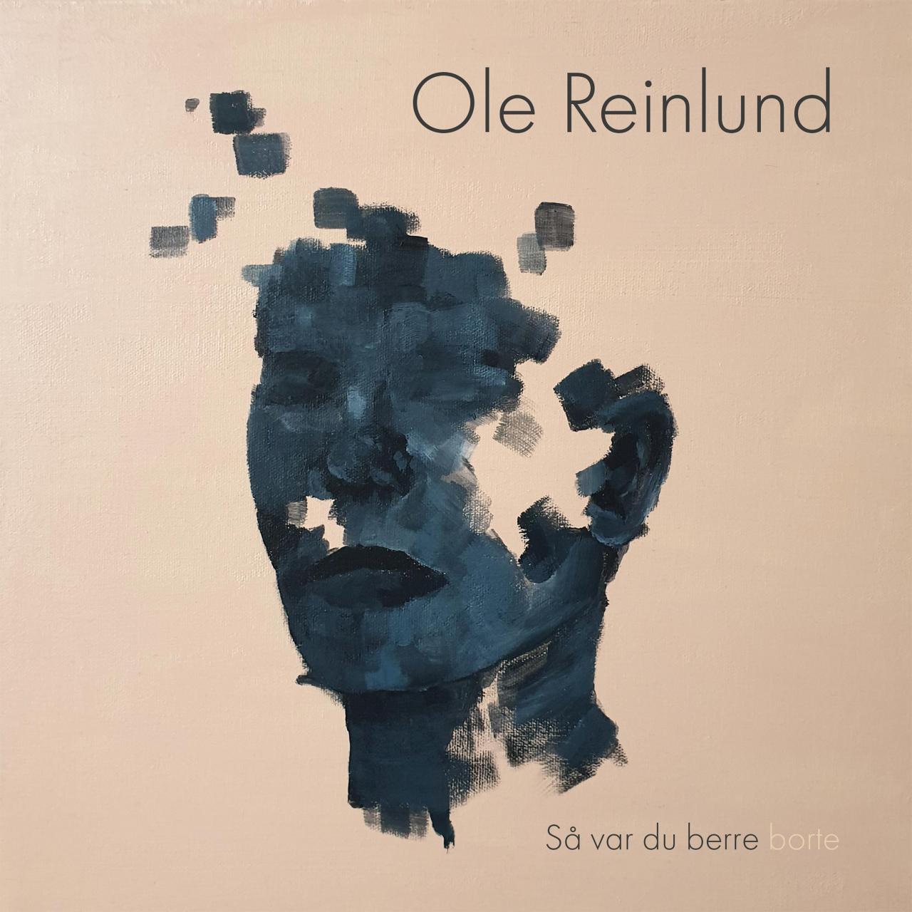 Coveret til singelen. Maleri av Rebecca Giske Bjørge.
