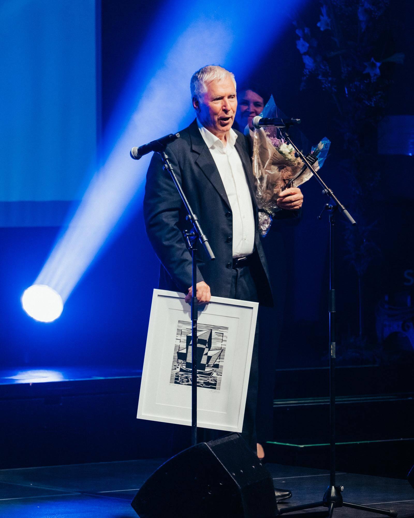 Ole Torrissen er en av tre grunnleggere i Ecoprot. Foto: Kontrafei Media