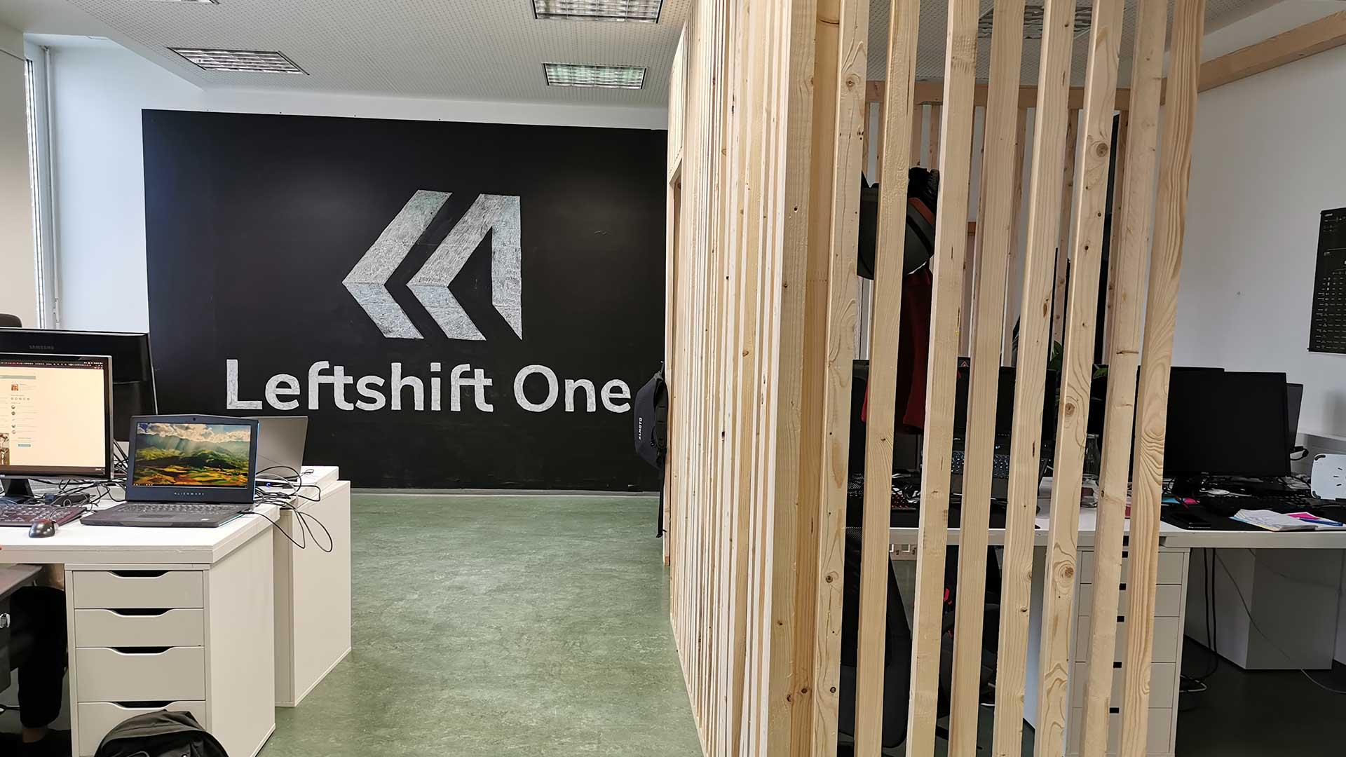 Neuer Standort für Leftshift One