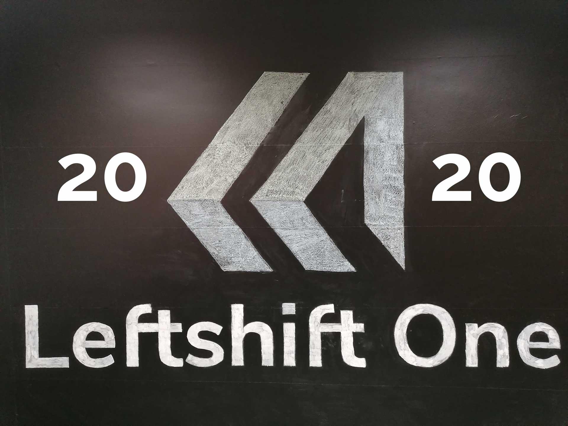 Das Jahr 2020 für Leftshift One