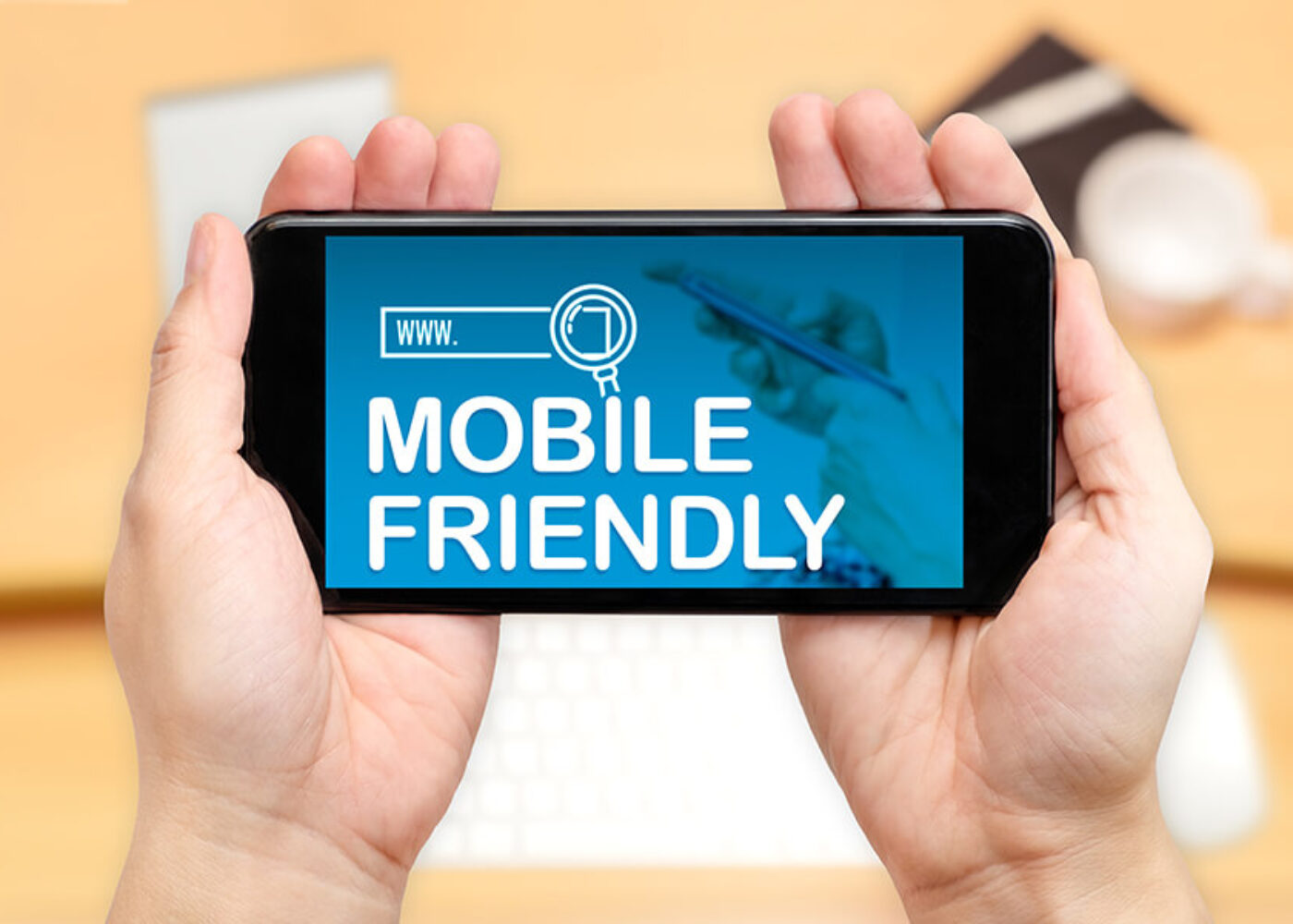 How do I convert my website to be mobile-friendly?