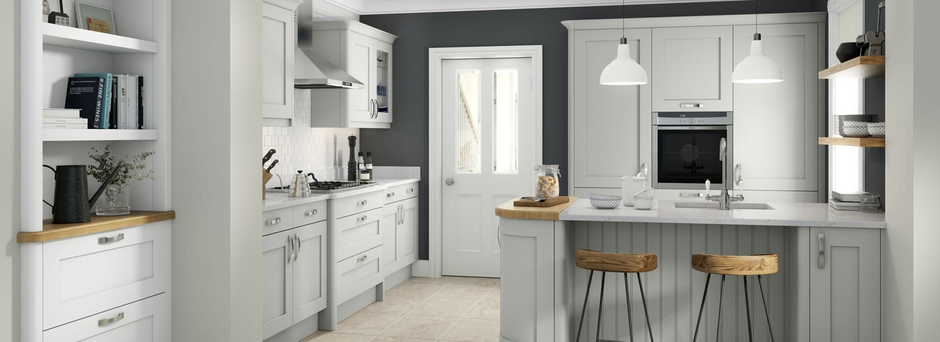 Shaker Kitchens Inspiration And Advice Nh Kitchen Design