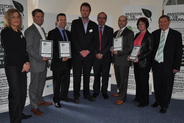 2009: Investors in the Environment Launch