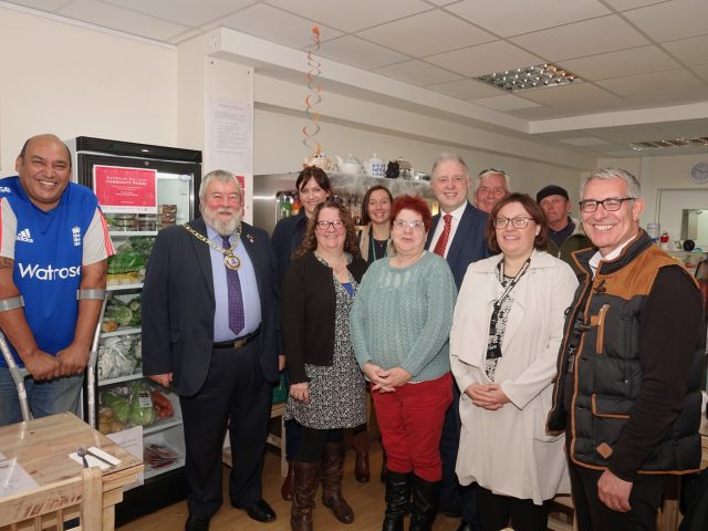 Community fridges