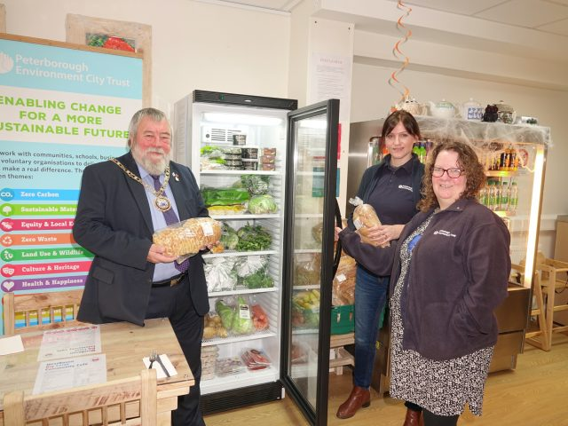Community Fridge Launch