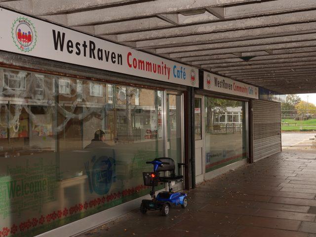 WestRaven Cafe