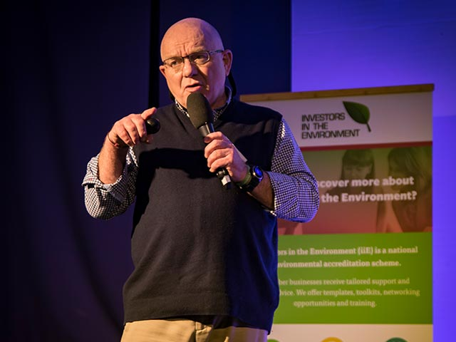IIE awards 2017 speaker