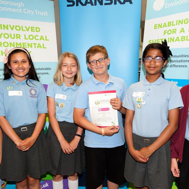 2010: Skanska sponsored Eco Education Awards