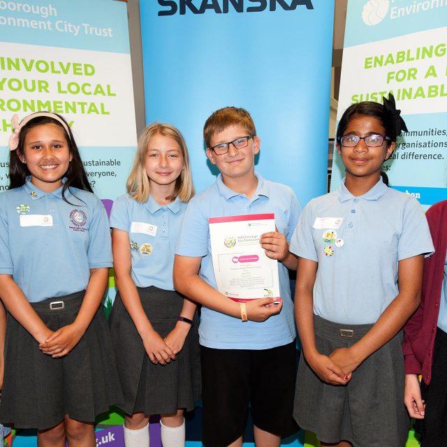 2010: Skanska sponsored Eco Education Awards