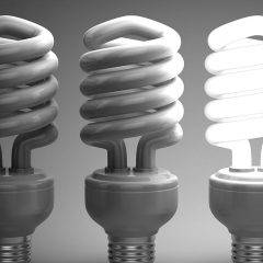 Green Energy Switch Lightbulbs