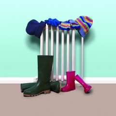 Warmhomes Banner - Radiator and boots