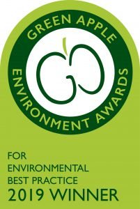 Green Apple Awards Logo 2019