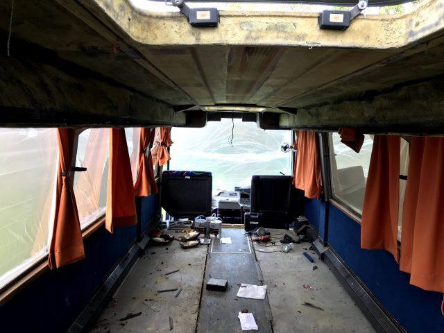 old version of the van