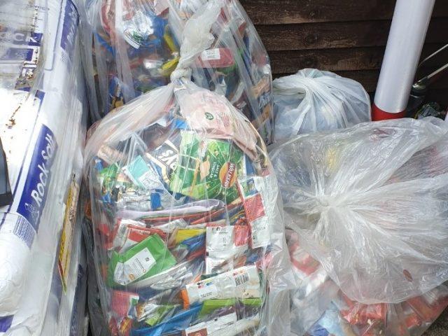 litter rubbish