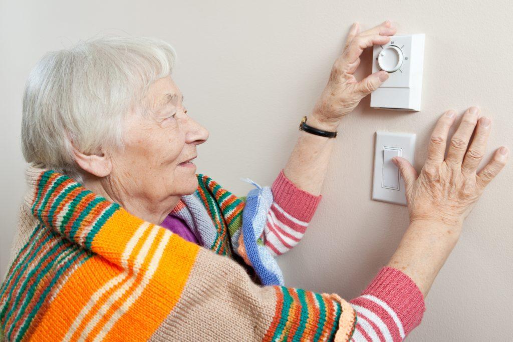 warm homes week