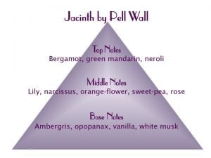 Jacinth Scent Pyramid