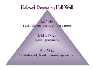 Relaxed Repose Scent Pyramid