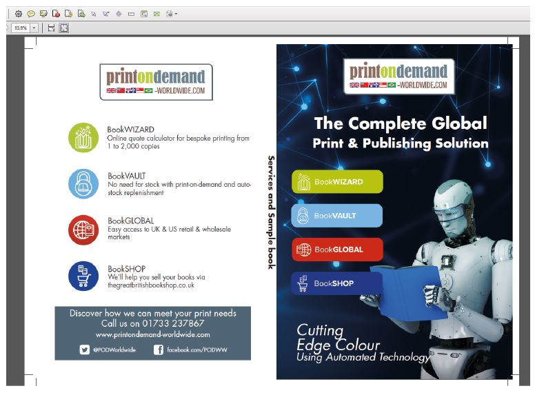 picture relating to Printable Pdf Files titled How in the direction of optimise your information Printondemand-all over the world