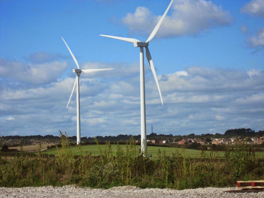 wind farm environment