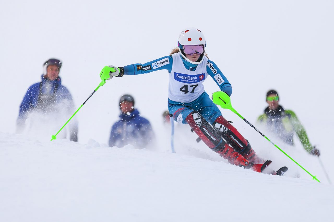 Rana slalåmklubb har i helgen arrangert Sol Cup i alpint, i Skillevollen.