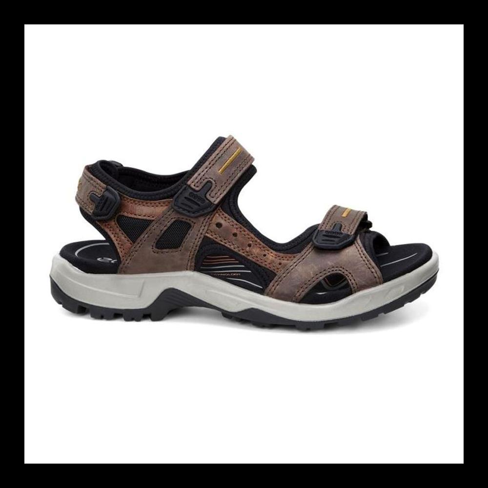 Ecco Sandals Offroad - Espresso