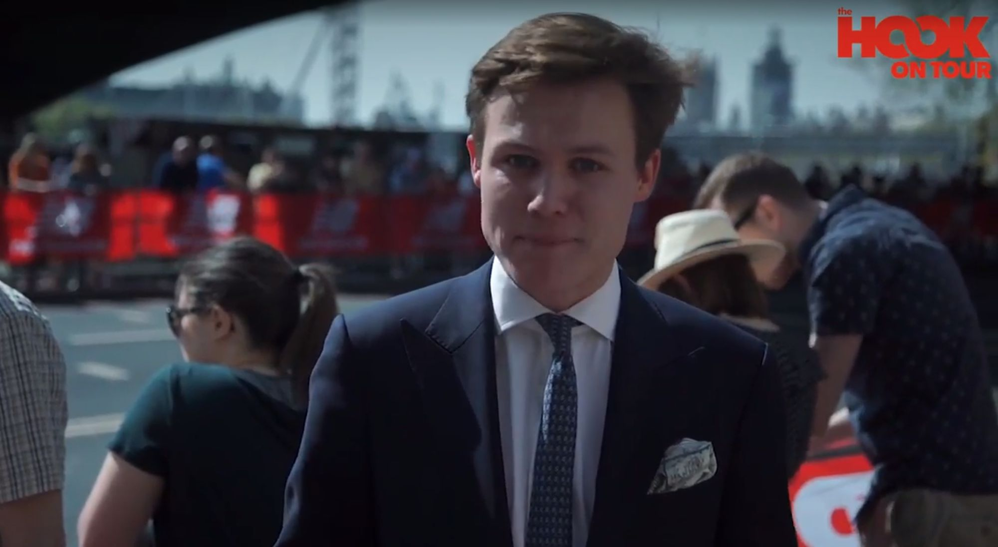 Archie Asks: The London Marathon