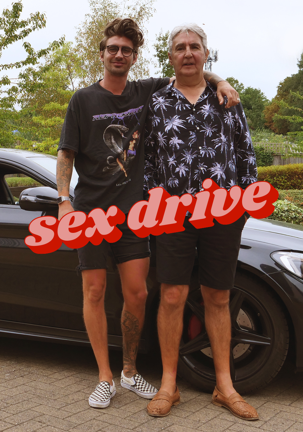 Sex Drive Ep1: Featuring Love Island's Chris Taylor And Dad, Bob Taylor