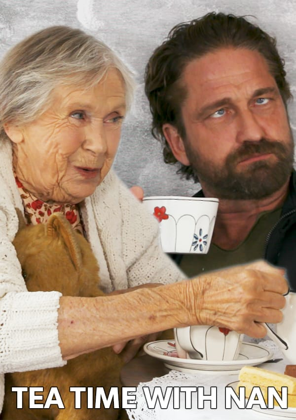 Tea Time with Nan