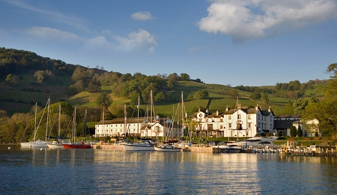 Low Wood Bay Hotel & Resort will also be on the stand