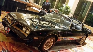 1977 Pontiac Trans Am as seen in Smokey and the Bandit